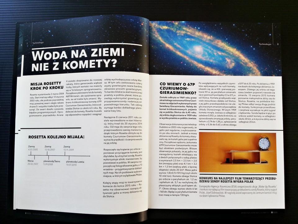 NiFe cosmos design